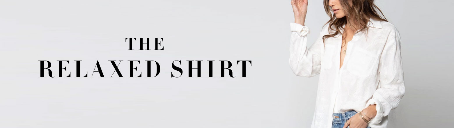 Shoptiques Fashion Trends: The Relaxed Shirt