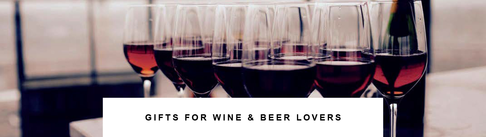 Shoptiques Fashion Trends: gifts for wine & beer lovers