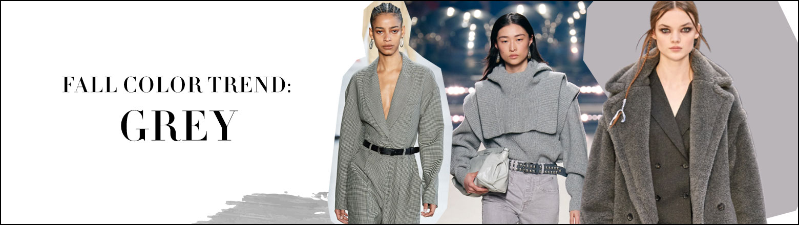 Shoptiques Fashion Trends: Fall Color Trend: Grey