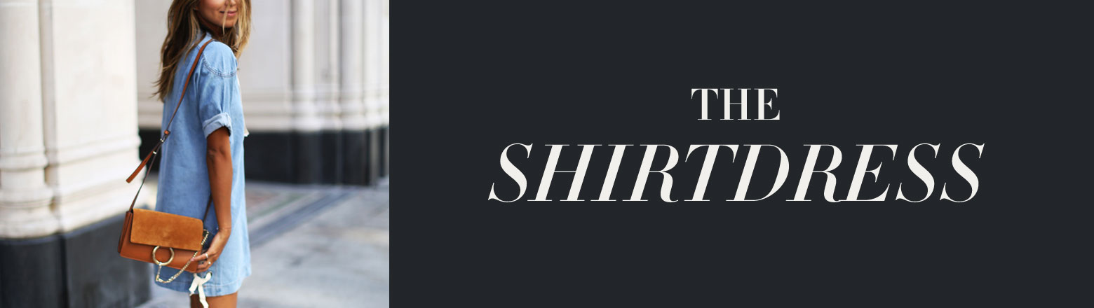 Shoptiques Fashion Trends: Spring Trends: The Shirtdress