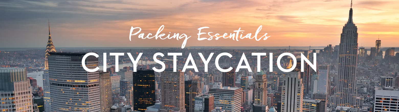 Shoptiques Fashion Trends: Packing Essentials: City Staycation
