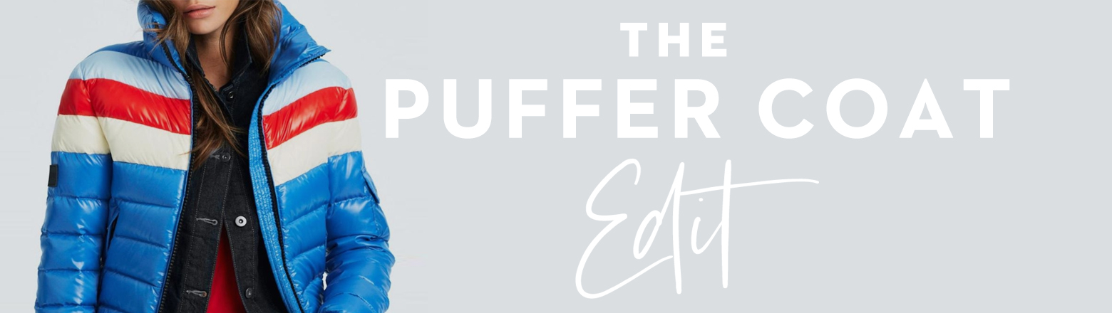 Shoptiques Fashion Trends: The Puffer Coat Edit