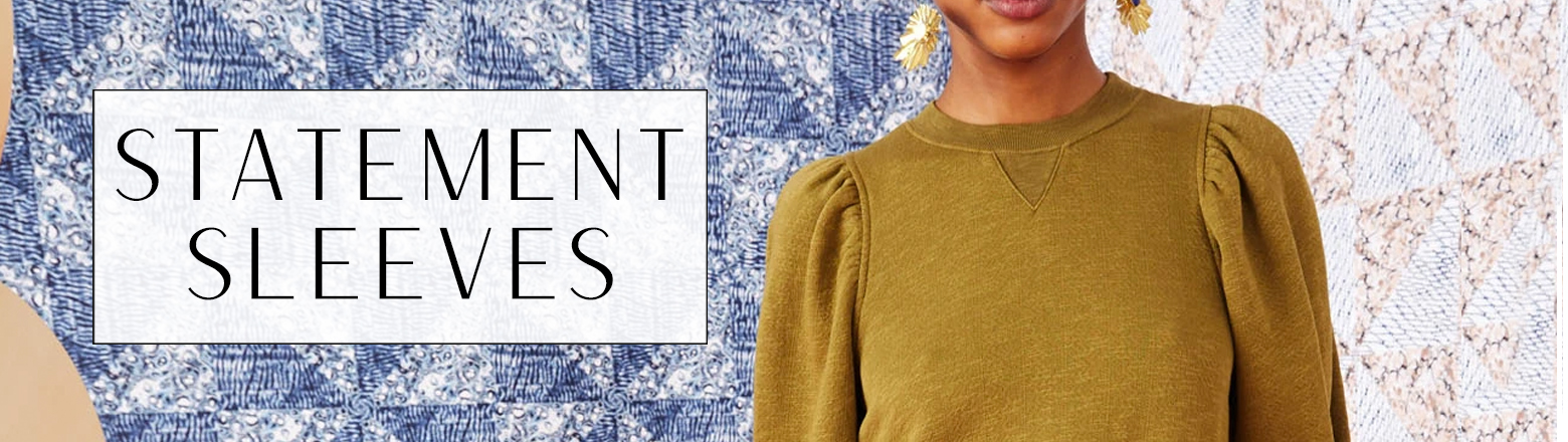 Shoptiques Fashion Trends: The Statement Sleeve Top