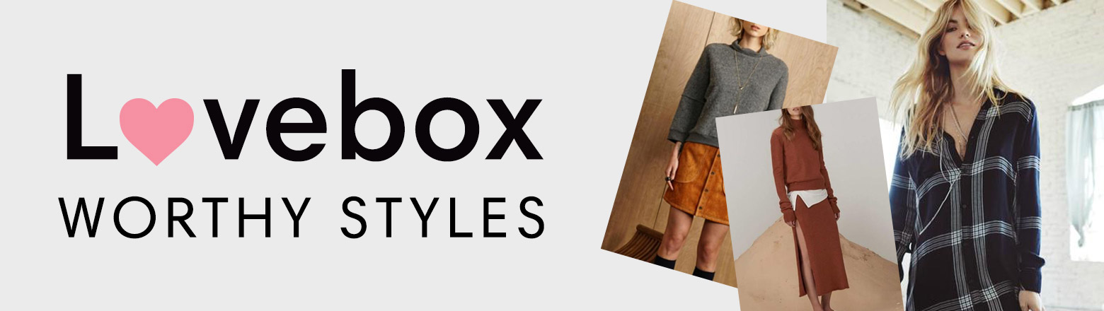 Shoptiques Fashion Trends: Lovebox Worthy Styles