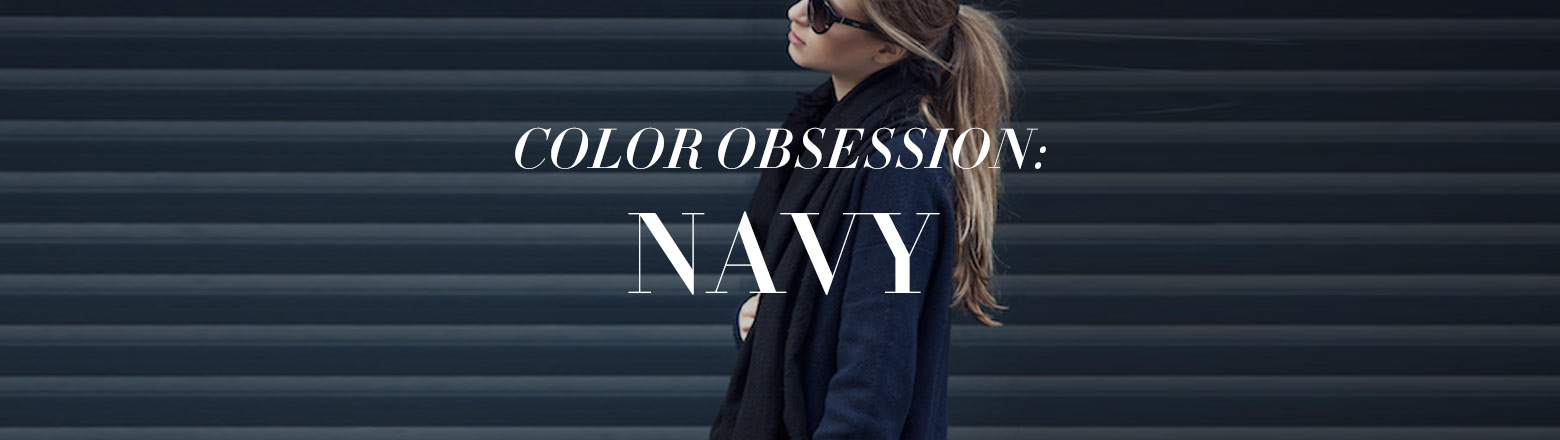 Shoptiques Fashion Trends: Color Obsession: Navy