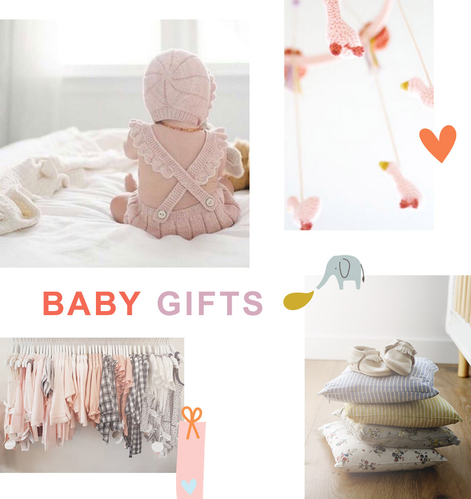 ShopKids Collection: Baby Gifts