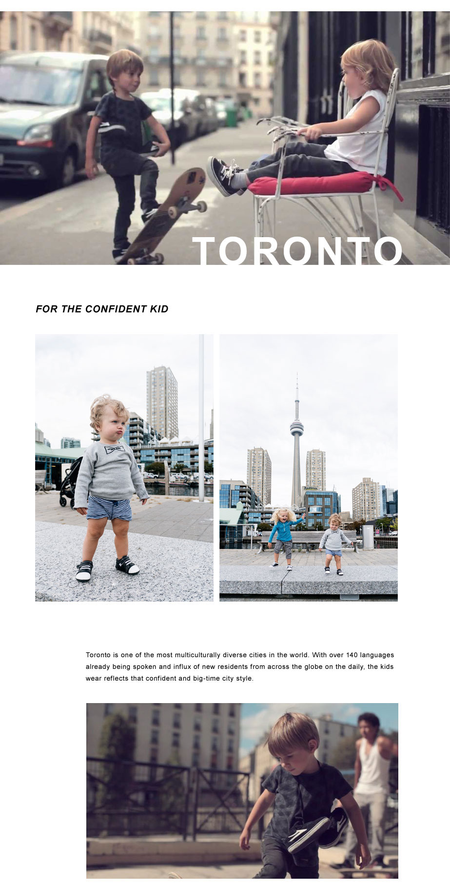 City Spotlight: Toronto