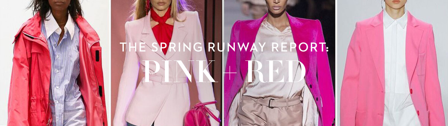 Shoptiques Fashion Trends: Spring Trends: Pink + Red