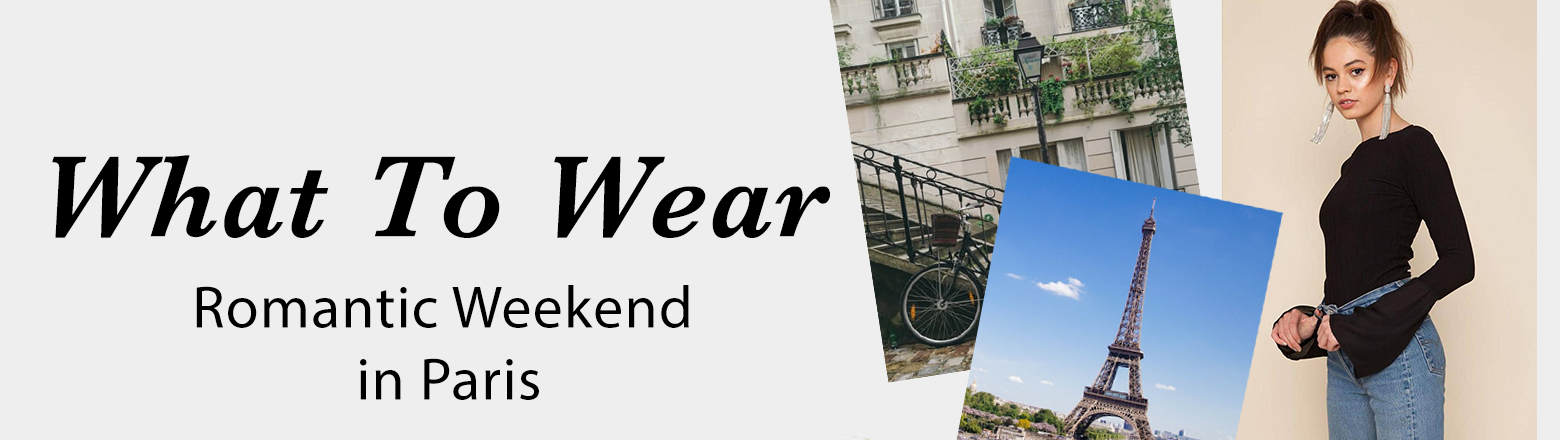 Shoptiques Fashion Trends: What to Wear: Romantic Weekend in Paris