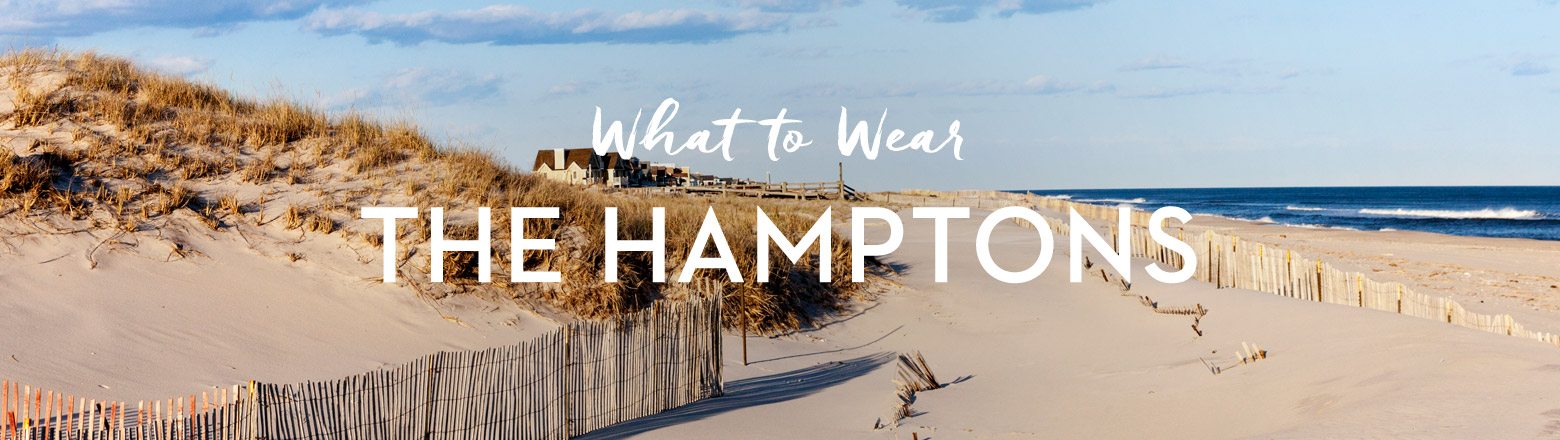 Shoptiques Fashion Trends: What to Pack for a Weekend Getaway in The Hamptons