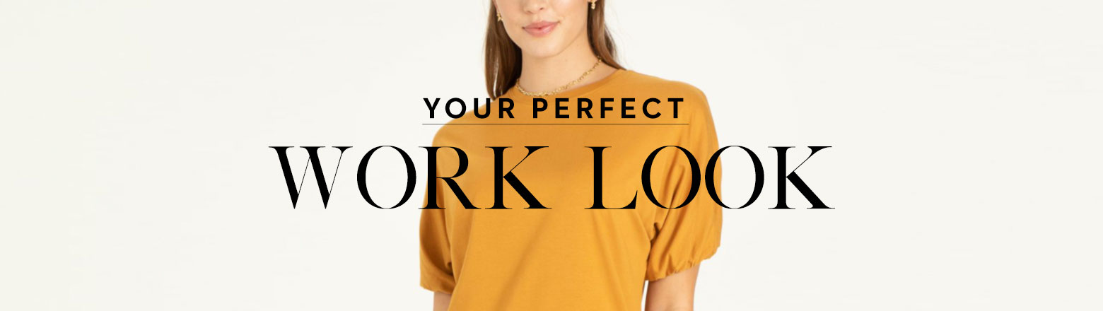 Shoptiques Fashion Trends: Back to Work