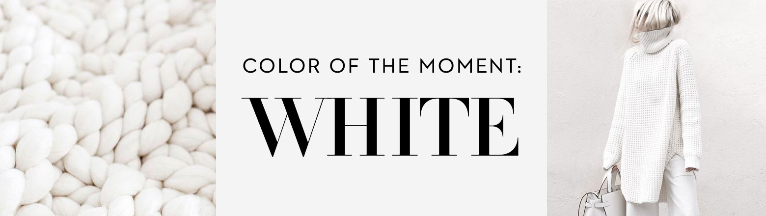 Shoptiques Fashion Trends: Color of the Moment: Light in White