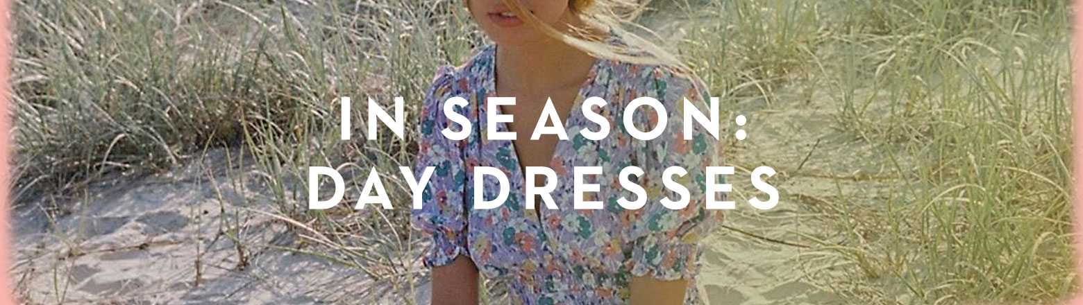 Shoptiques Fashion Trends: In Season: Day Dresses