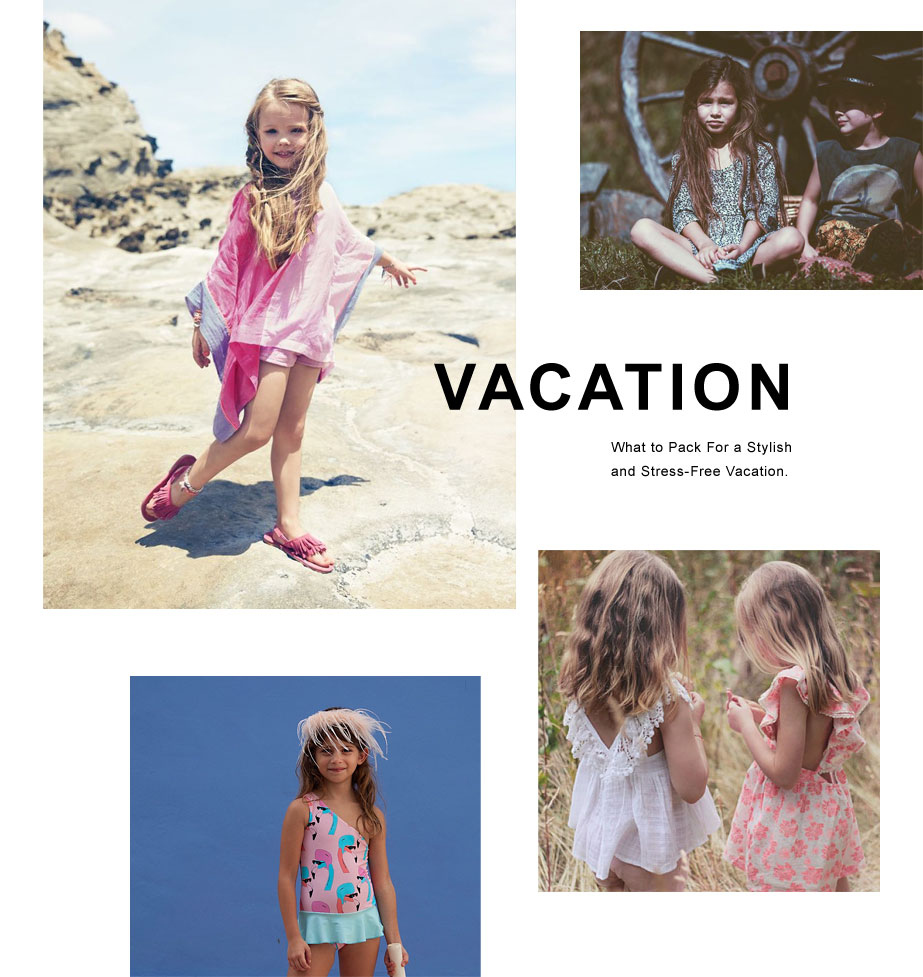 ShopKids Collection: Vacation