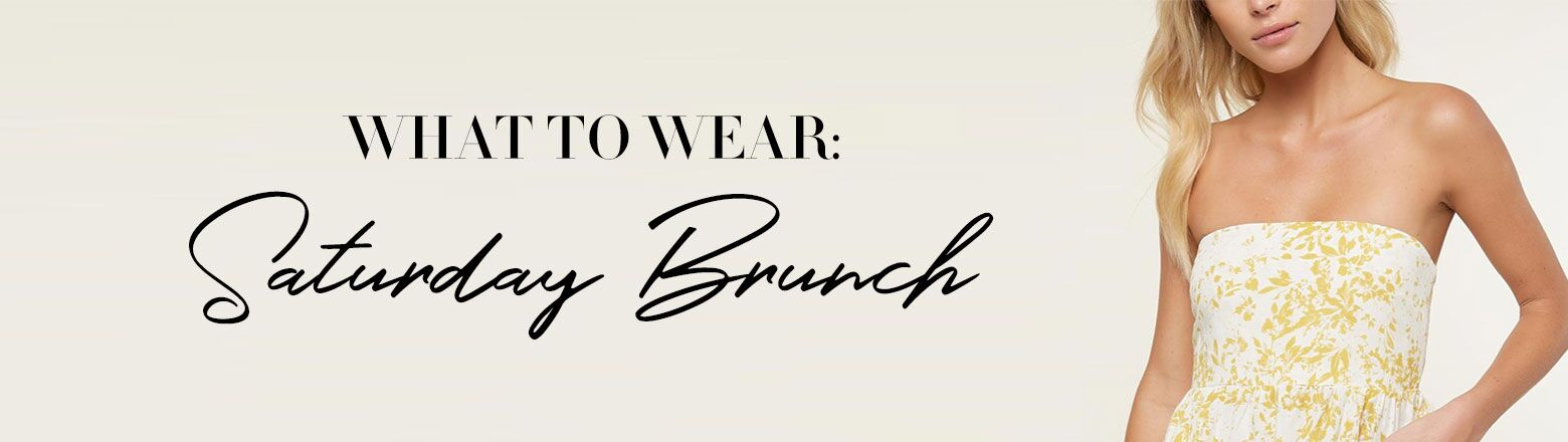 Shoptiques Fashion Trends: What to Wear: Saturday Brunch