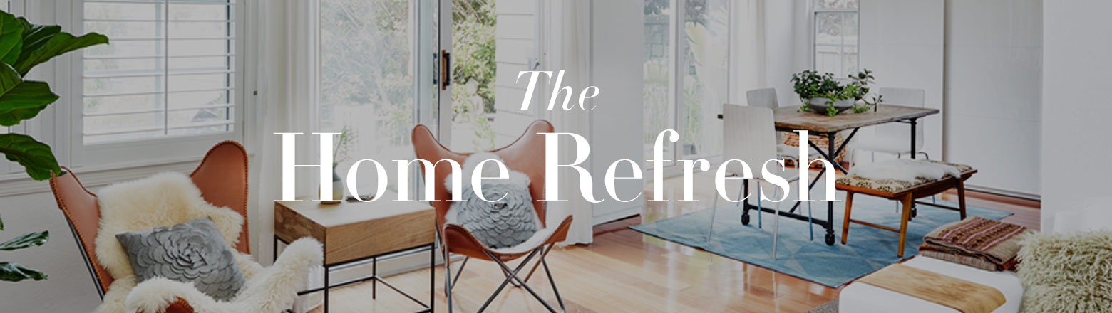 Shoptiques Fashion Trends: The Home Refresh