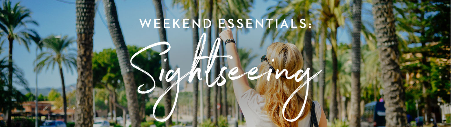Shoptiques Fashion Trends: Weekend Essentials: Sightseeing