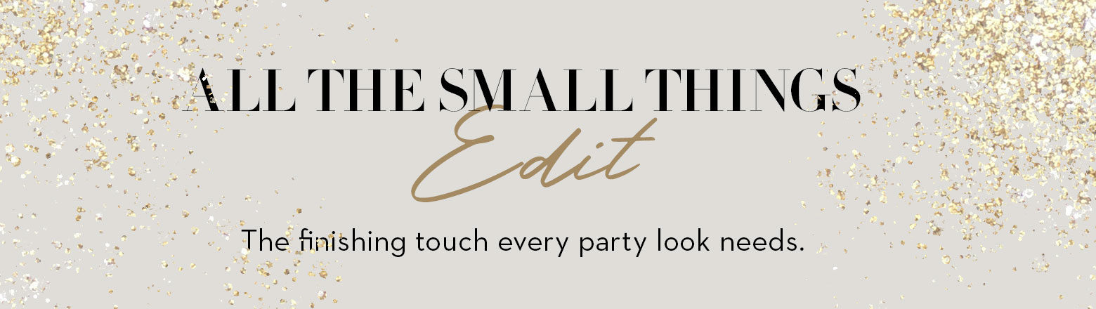 Shoptiques Fashion Trends: Accessories you need for every party