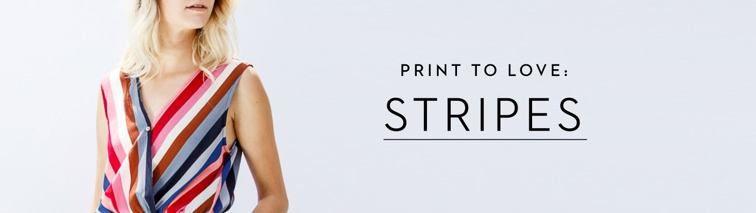 Shoptiques Fashion Trends: Print We Love: Stripes