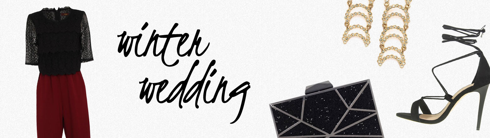 Shoptiques Fashion Trends: What to Wear: Winter Wedding