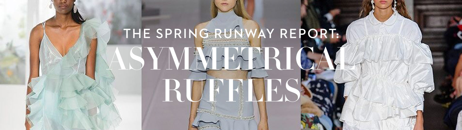 Shoptiques Fashion Trends: Spring Trends: Ruffles