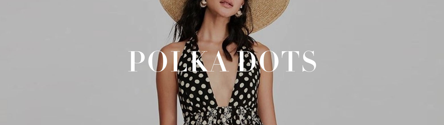 Shoptiques Fashion Trends: Print We Love: Polka Dots