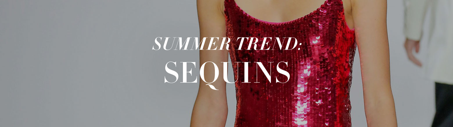 Shoptiques Fashion Trends: Trend to Try: Sequins