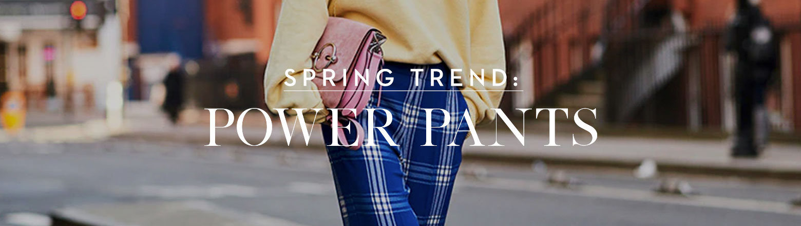 Shoptiques Fashion Trends: Power Pants