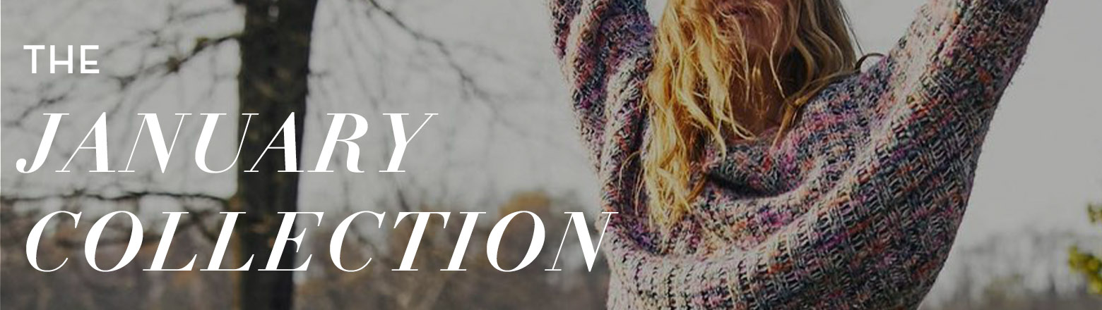 Shoptiques Fashion Trends: The January Collection