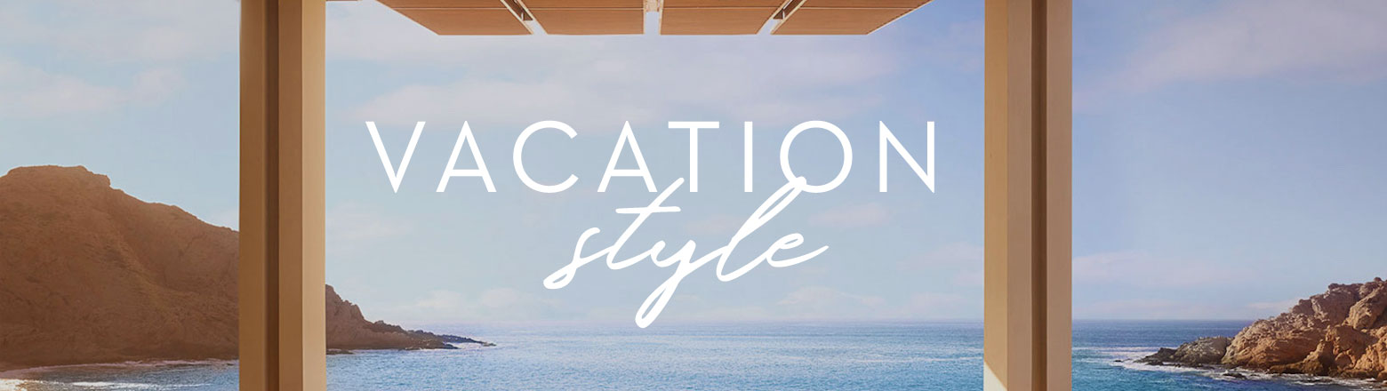 Shoptiques Fashion Trends: Vacation Style