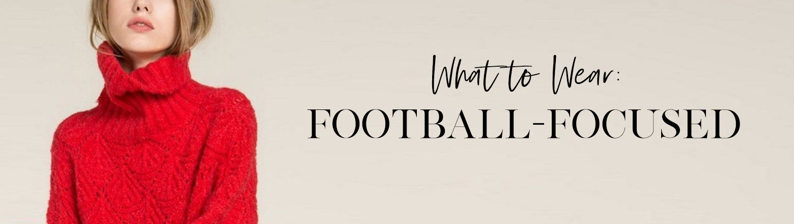 Shoptiques Fashion Trends: Thanksgiving Style: Football Focused