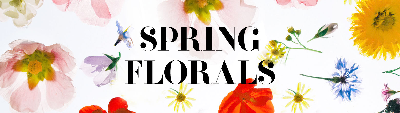 Shoptiques Fashion Trends: Spring Trends: Florals
