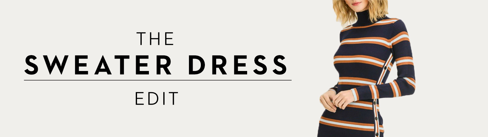 Shoptiques Fashion Trends: Sweater Guide: The Sweater Dress