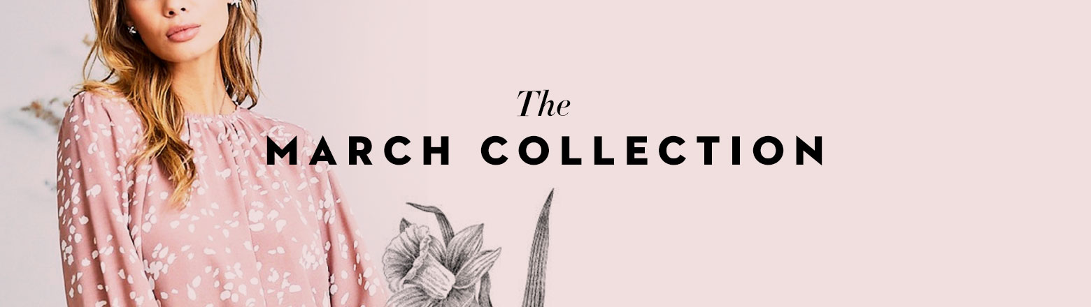 Shoptiques Fashion Trends: The March Collection