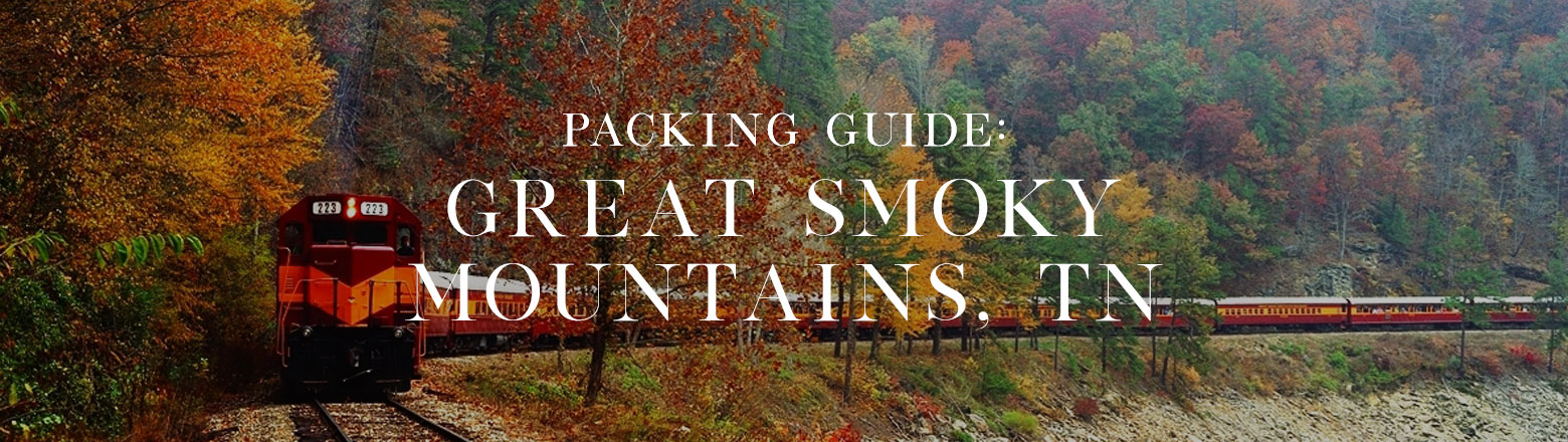 Shoptiques Fashion Trends: Packing Guide: Smoky Mountains
