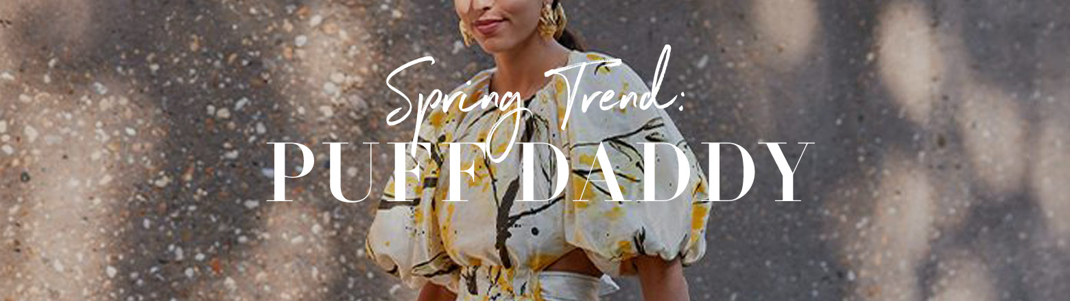Shoptiques Fashion Trends: Spring Trend: Statement Sleeves