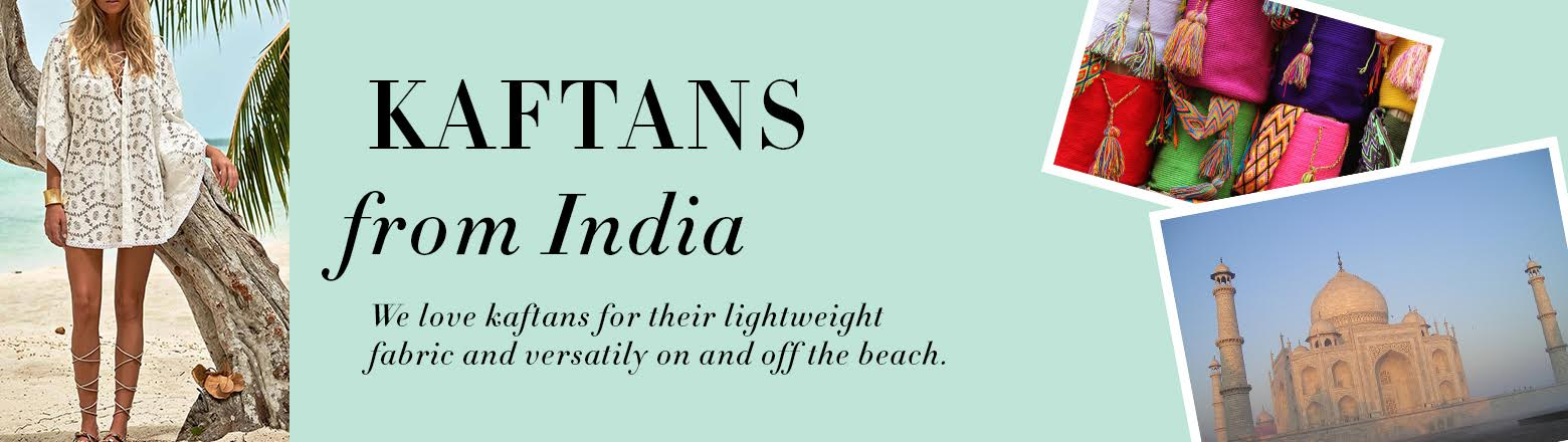 Shoptiques Fashion Trends: Kaftans from India