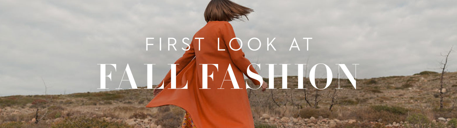 Shoptiques Fashion Trends: First Look at Fall Fashion