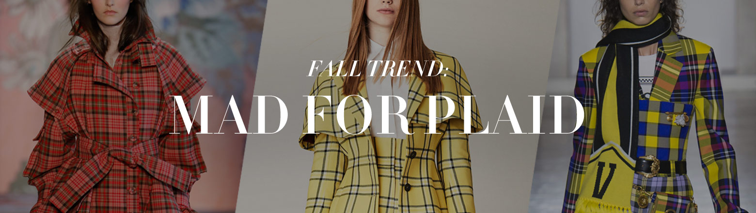 Shoptiques Fashion Trends: Fall Trend: Mad for Plaid