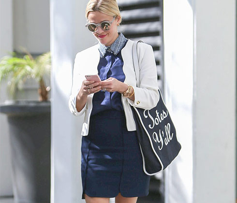 Shoptiques Fashion Trends: Reese Witherspoon Style