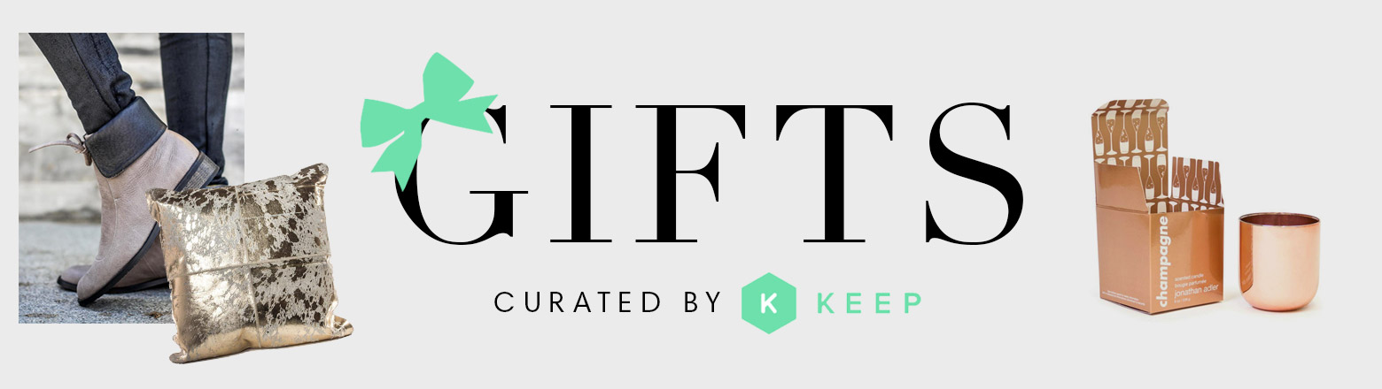 Shoptiques Fashion Trends: Gifts Curated by Keep