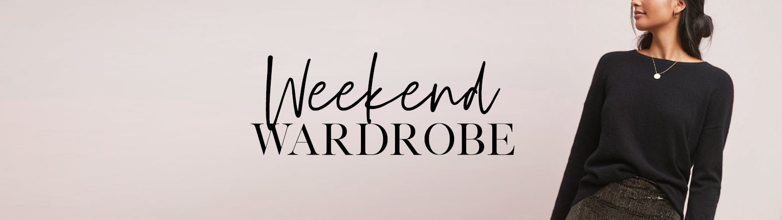 Shoptiques Fashion Trends: Weekend Wardrobe