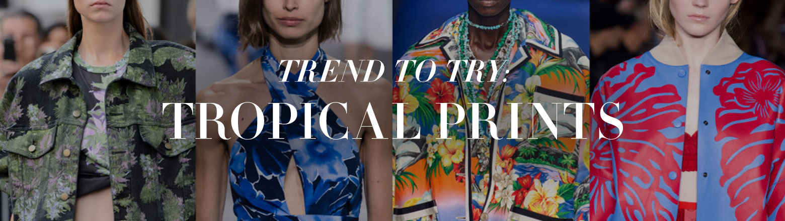 Shoptiques Fashion Trends: Tropical Prints