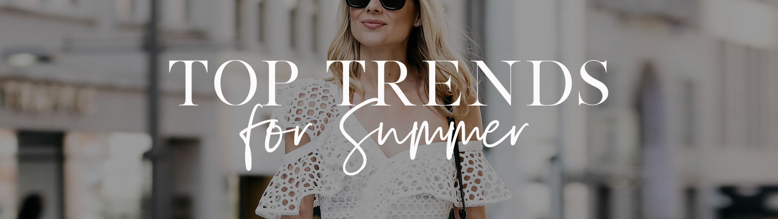 Shoptiques Fashion Trends: Top Trends for Summer