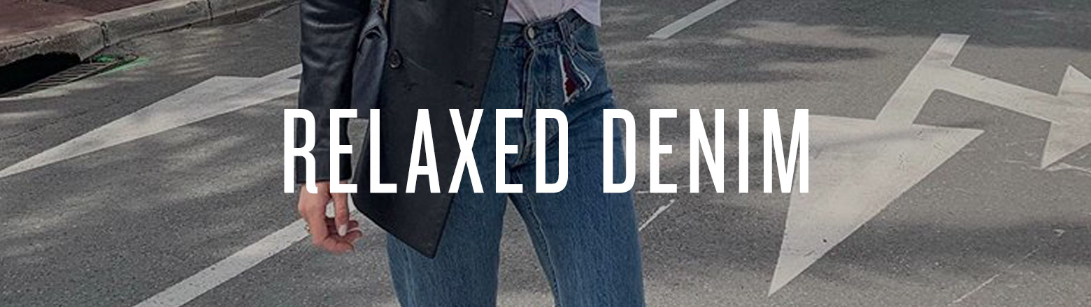 Shoptiques Fashion Trends: Fall Trend: Relaxed Denim