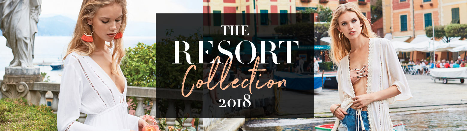 Shoptiques Fashion Trends: Shop Resort 2018