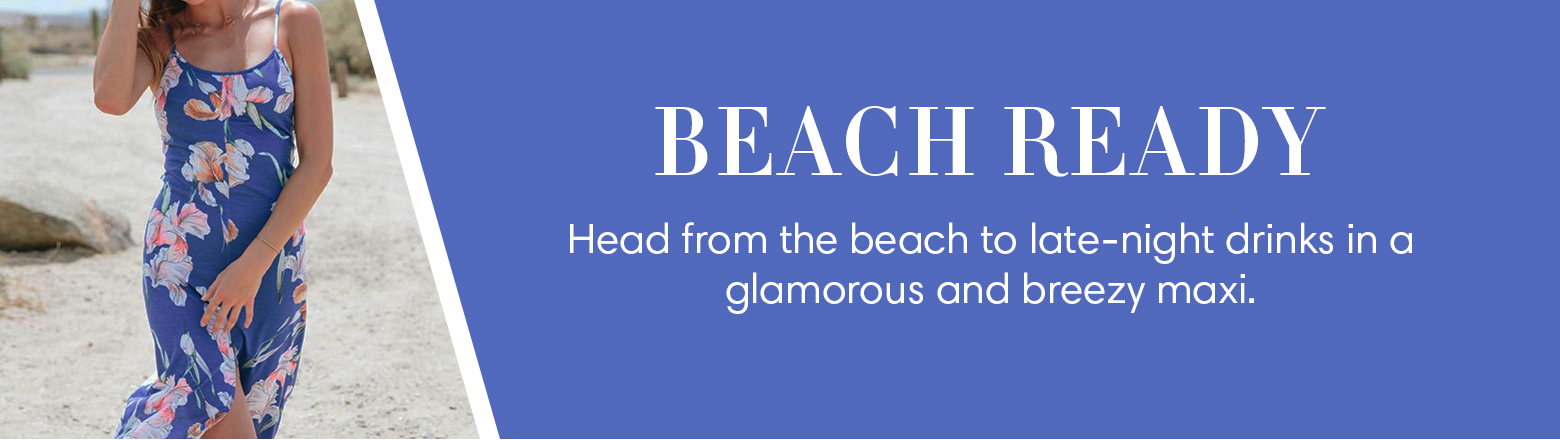 Shoptiques Fashion Trends: Shop Beach Ready Dresses