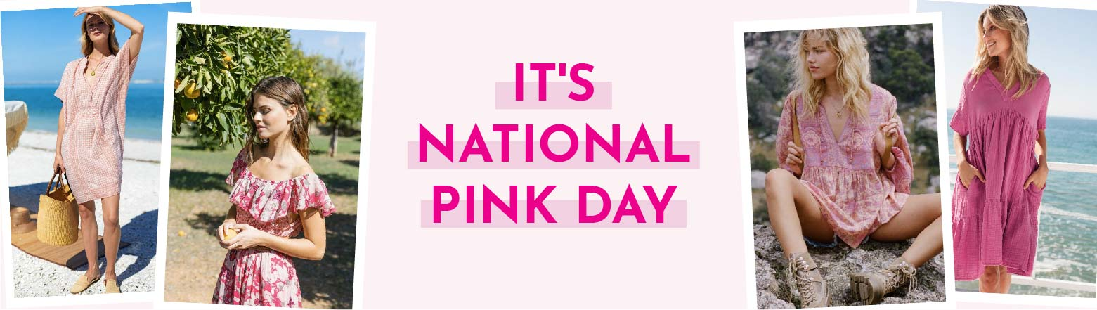 Shoptiques Fashion Trends: National Pink Day