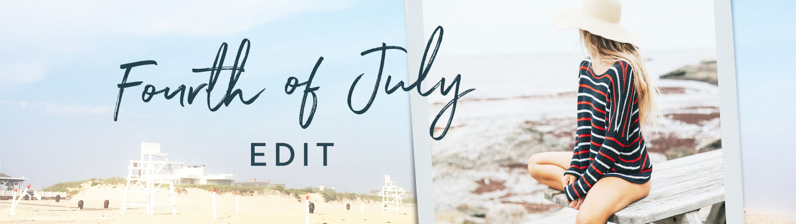 Shoptiques Fashion Trends: Fourth of July Edit