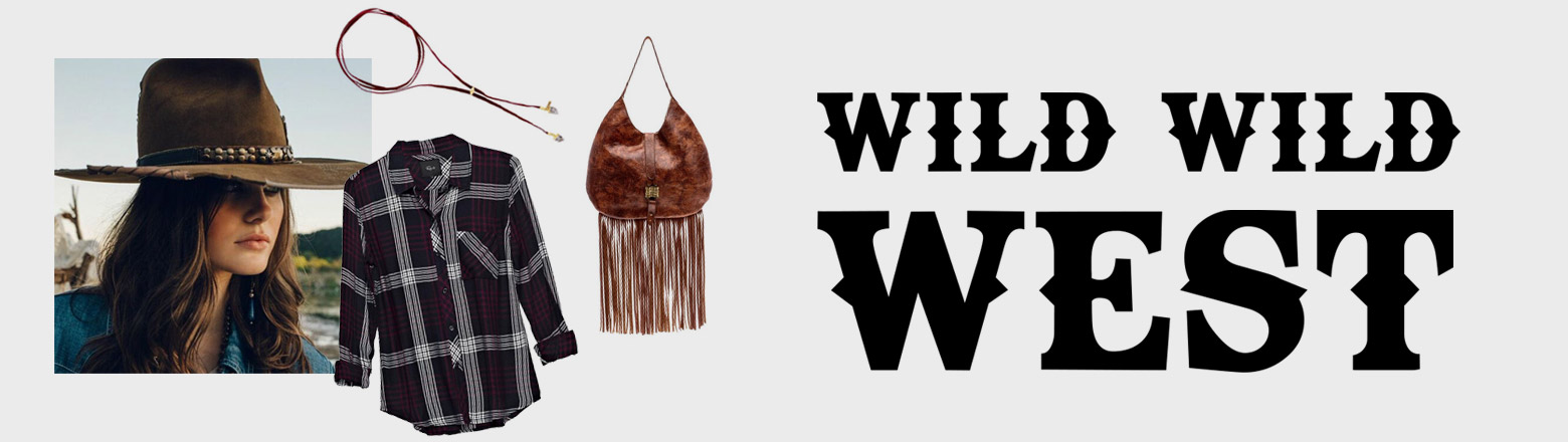 Shoptiques Fashion Trends: Western Inspired Style